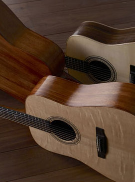 Roots Acoustic Koebel Guitars
